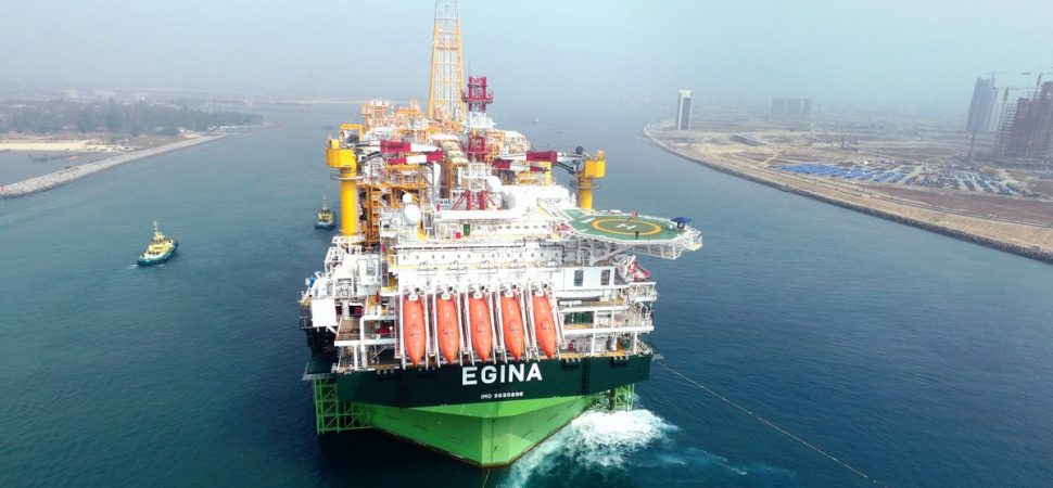 CONSTRUCTION AND INSTALLATION OF UFR PACKAGE FOR USAN FPSO